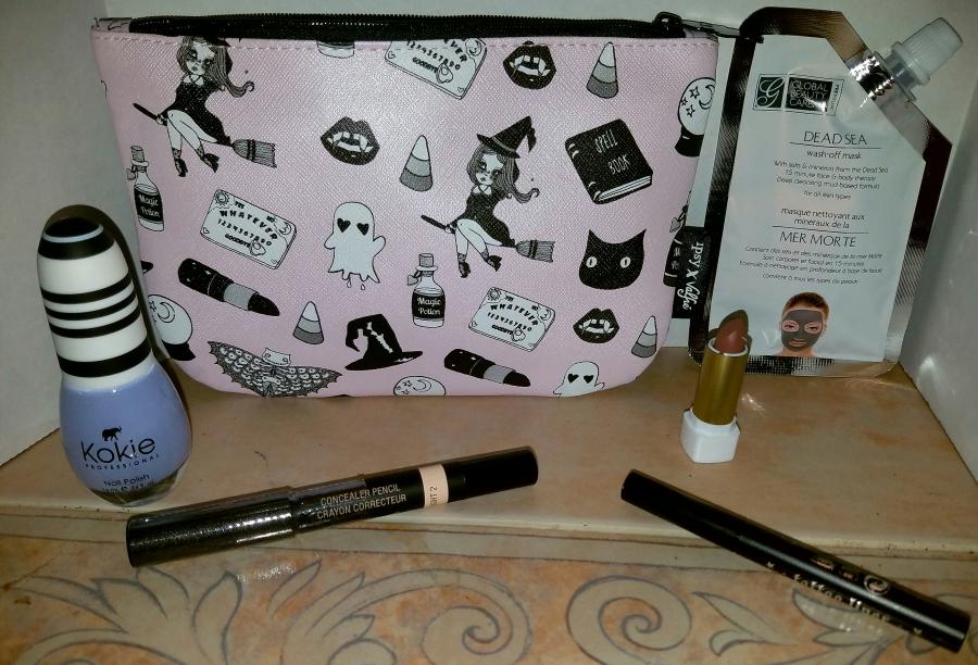 Ipsy Bag October2016