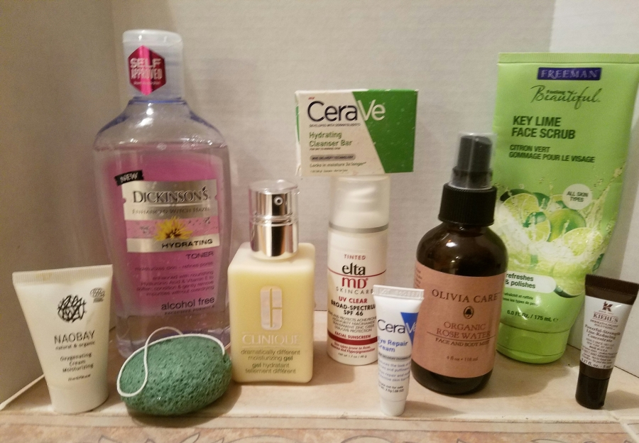 A.M. Skincare Routine – Fall