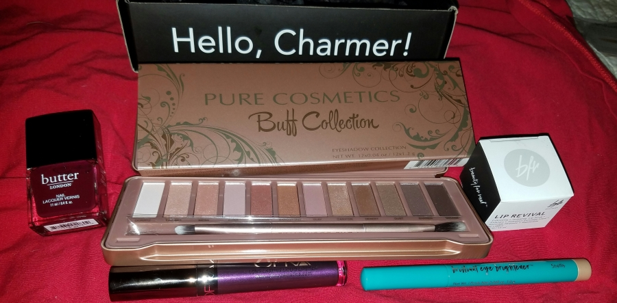 Boxycharm December 2016