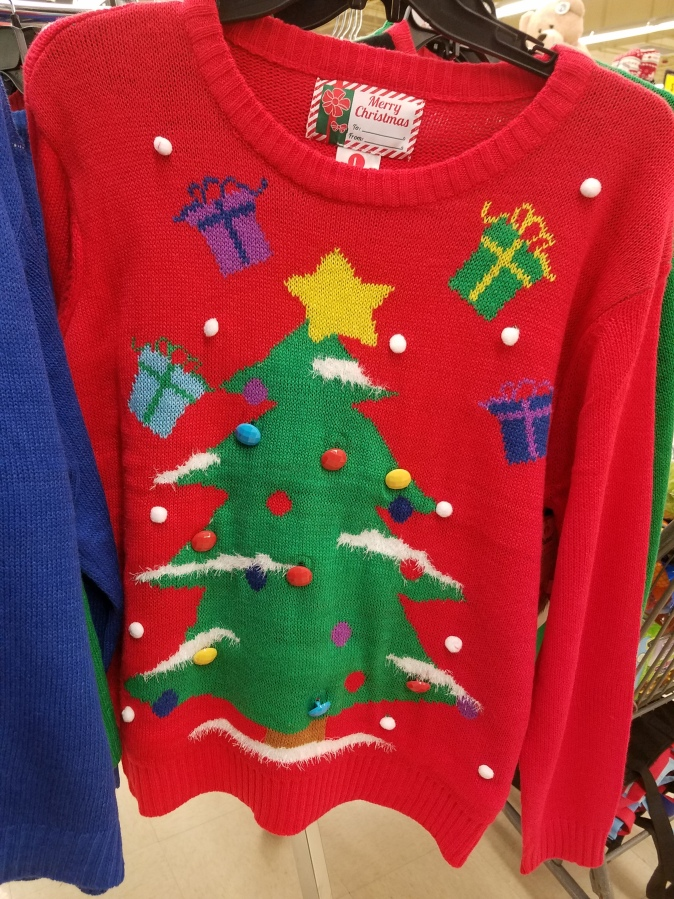 Blogmas #11 – The Ugly Christmas Sweater