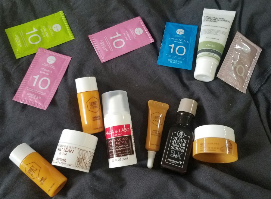 Month of Asian Skincare Review