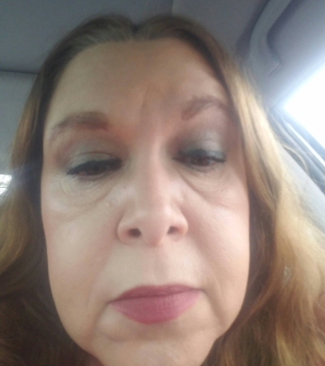 I used the NYX eye shadow and Ardency eyeliner