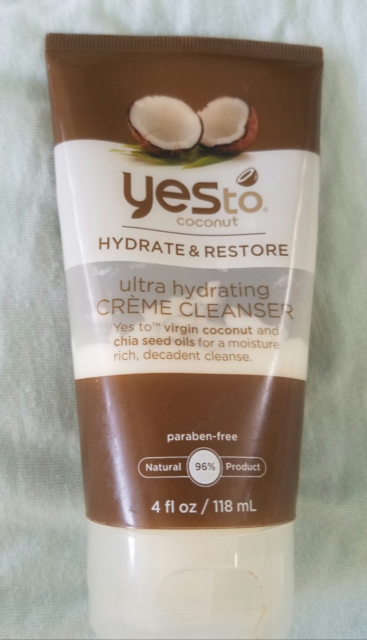 Yes to Coconut Ulta Hydrating Melting CleanserReview