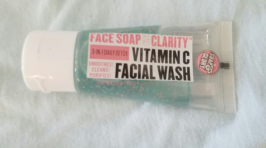 Soap & Glory Face Soap and Clarity Review