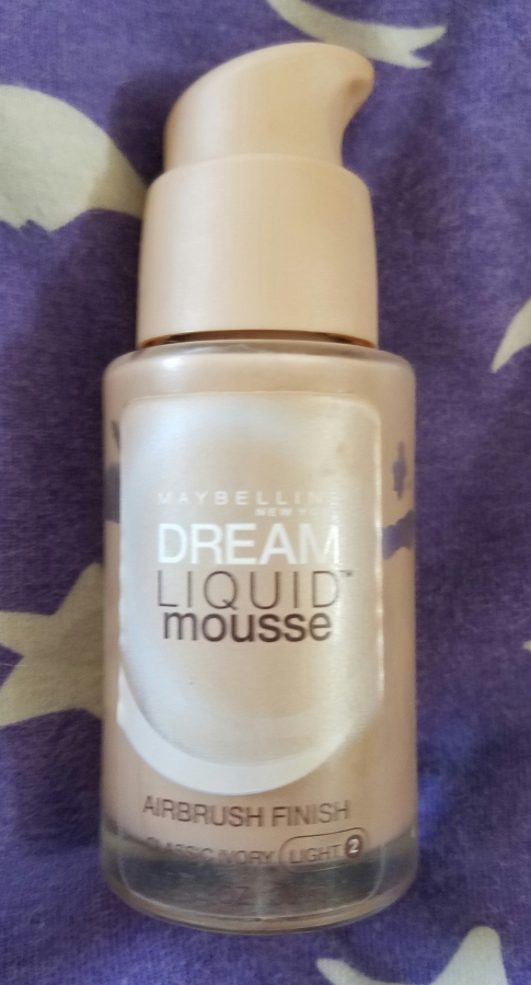 Maybelline Dream Liquid MousseReview