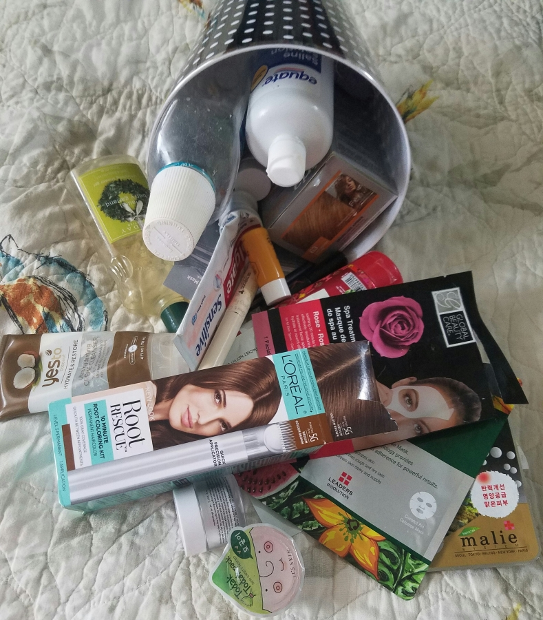 Empties March 2017