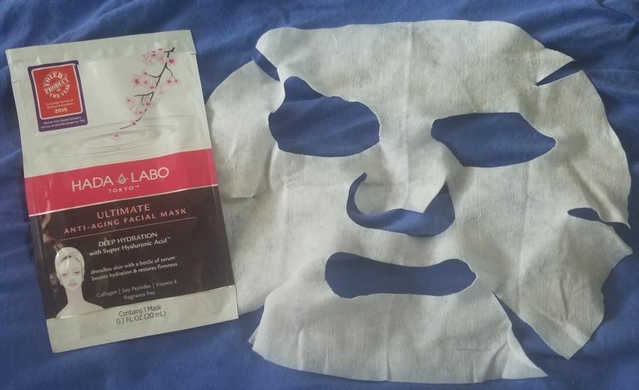 Hada Labo Anti-Aging FacialMask