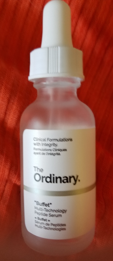 "The Ordinary ""Buffet"" Serum Review"