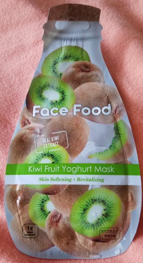 Vitamasque Face Food Kiwi Fruit YoghurtMask