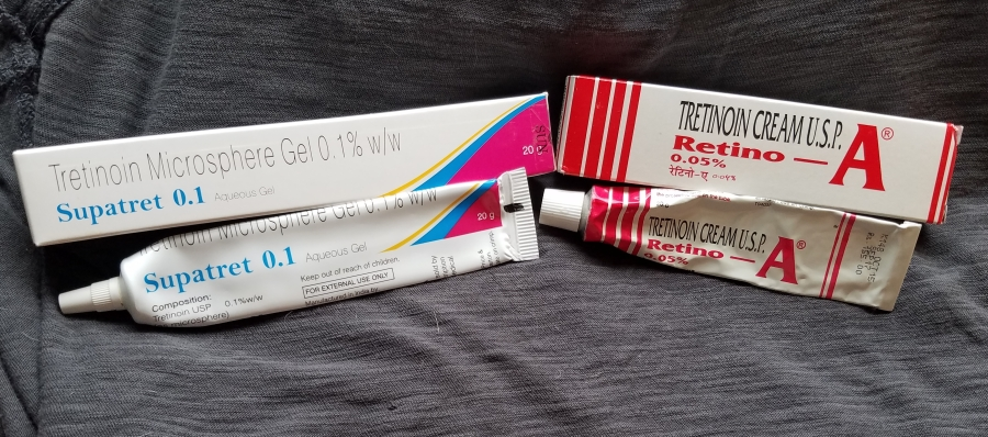 Tretinoin – Going from .05% to .1% Strength