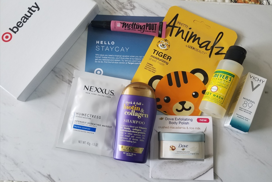 Target StayCay Beauty Box – January 2018