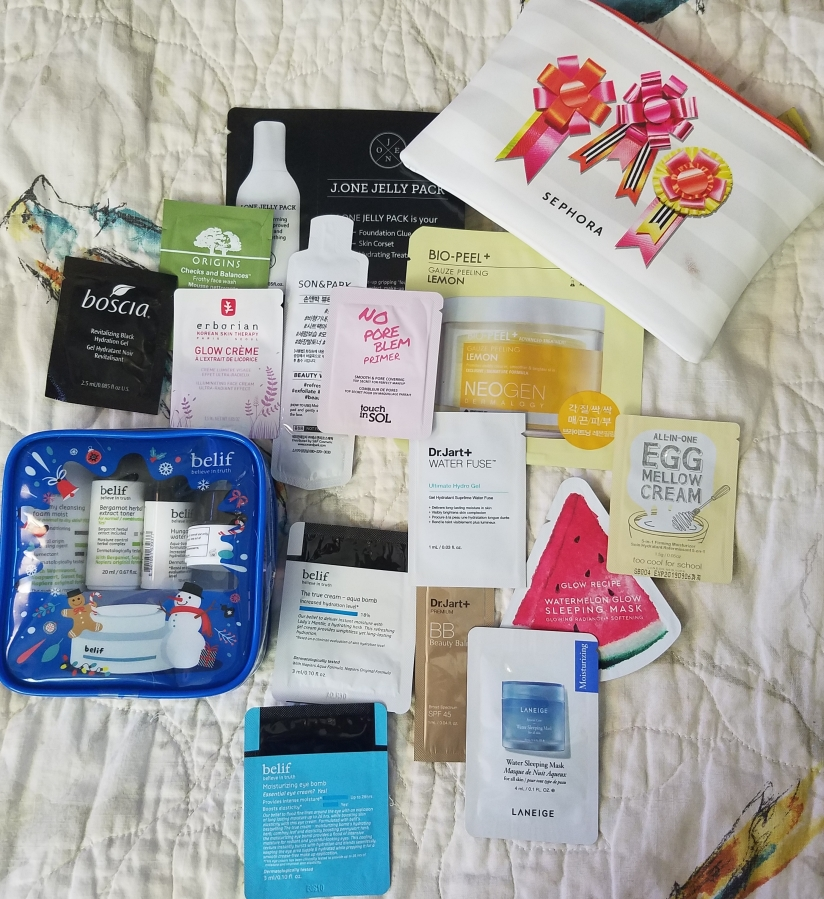Skincare Sets and SephoraGWP